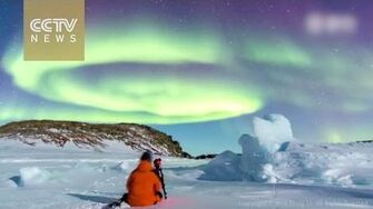 Time-lapse video shows wonders of the Antarctic