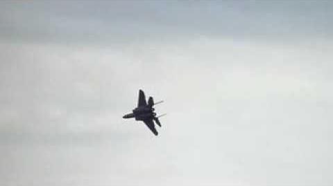F15 Eagle - CIAS 2006