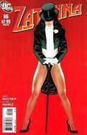 Zatanna Volume 3 Issue 16