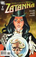 Zatanna Volume 3 Issue 7