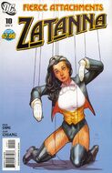 Zatanna Volume 3 Issue 10