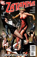 Zatanna Volume 3 Issue 4