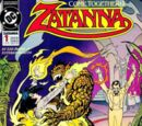 Zatanna Volume 1 Issue 1