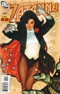 Zatanna Volume 3 Issue 11