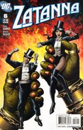 Zatanna Volume 3 Issue 6