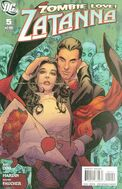 Zatanna Volume 3 Issue 5