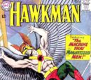 Hawkman Volume 1 Issue 4