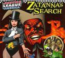 JLA: Zatanna's Search