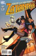 Zatanna Volume 3 Issue 12
