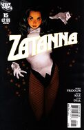Zatanna Volume 3 Issue 15