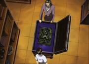 Seitaro y Kiyomaro hablan sobre los mamodos antiguos