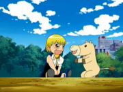 Ponygon y Zatch se concocen