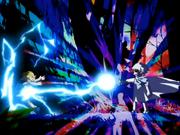 Zeno ataca a Zatch