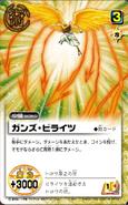 Ganzu biraitsu Card (torowa)