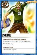 Seibei card