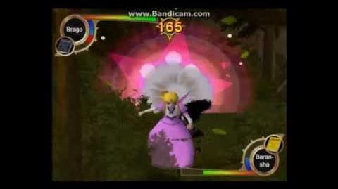 Zatch Bell! Mamodo Fury Arcade Mode - Brago