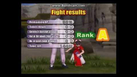 Zatch Bell! Mamodo Fury Arcade Mode - Wonrei