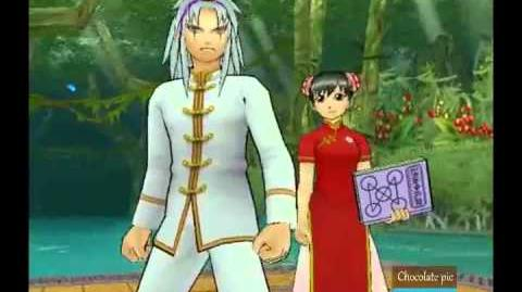 Zatch Bell! Mamodo Battles - Wonrei & Li-en Playthrough