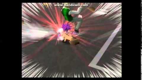 Zatch Bell! Mamodo Fury Arcade Mode - Kolulu