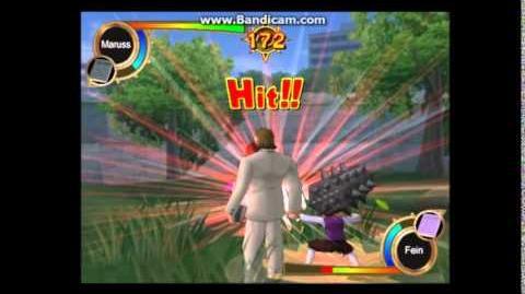 Zatch Bell! Mamodo Fury Arcade Mode - Maruss
