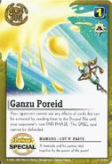 Ganzu Poreido card