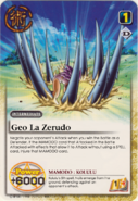 Geo La zerudo card