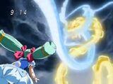 So Giaku, The Water Dragon of Rage!