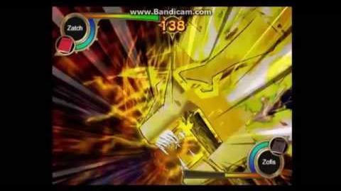 Zatch Bell! Mamodo Fury Acarde Mode - Zatch