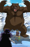 The Giant Grizzly