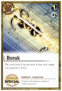 Boruku card
