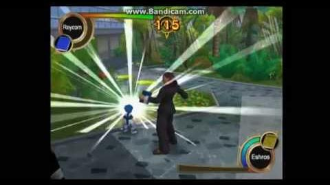 Zatch Bell! Mamodo Fury Arcade Mode - Reycom