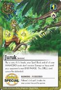 Jyuruku card