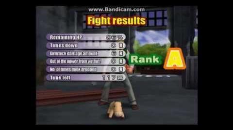 Zatch Bell! Mamodo Fury Arcade Mode - Ponygon