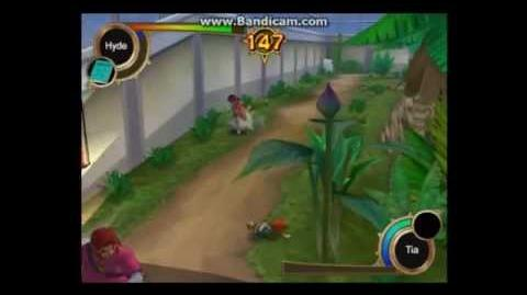 Zatch Bell! Mamodo Fury Arcade Mode - Hyde