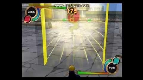 Zatch Bell! Mamodo Fury Arcade Mode - Zatch (Playing as mamodo only)