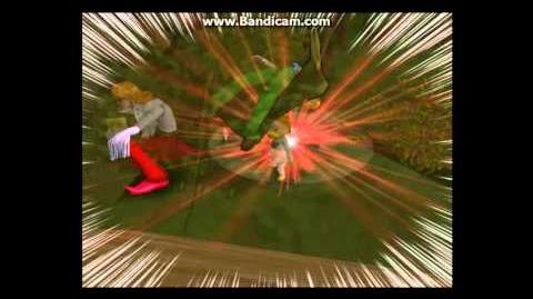 Zatch Bell! Mamodo Fury Arcade Mode - Kanchome