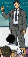 Hidetoshi Nakata in Episode 1