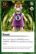 Naomi card