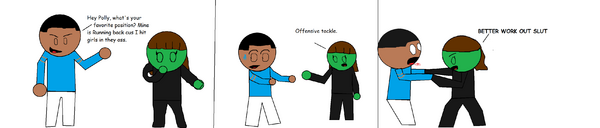 Offensive tackle