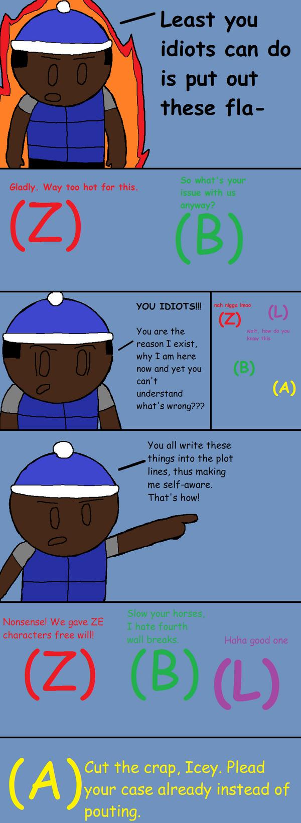 Icey vs. Everyone Part 3
