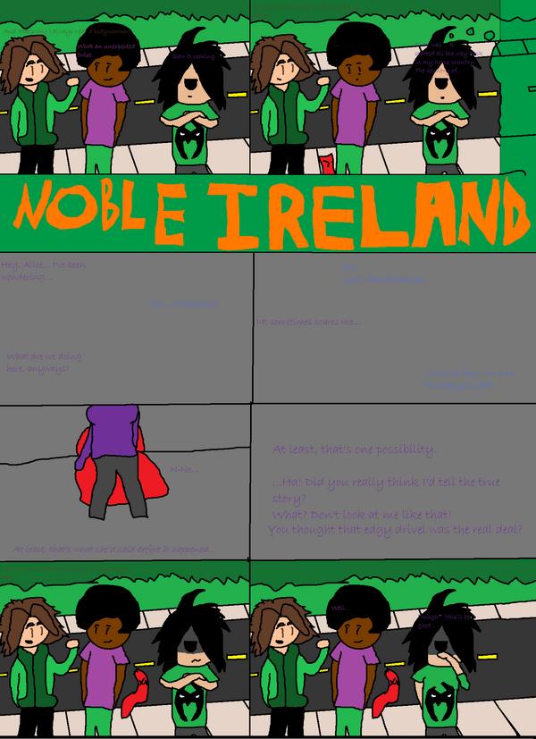 Zay Escobar Legion 6 Noble Ireland