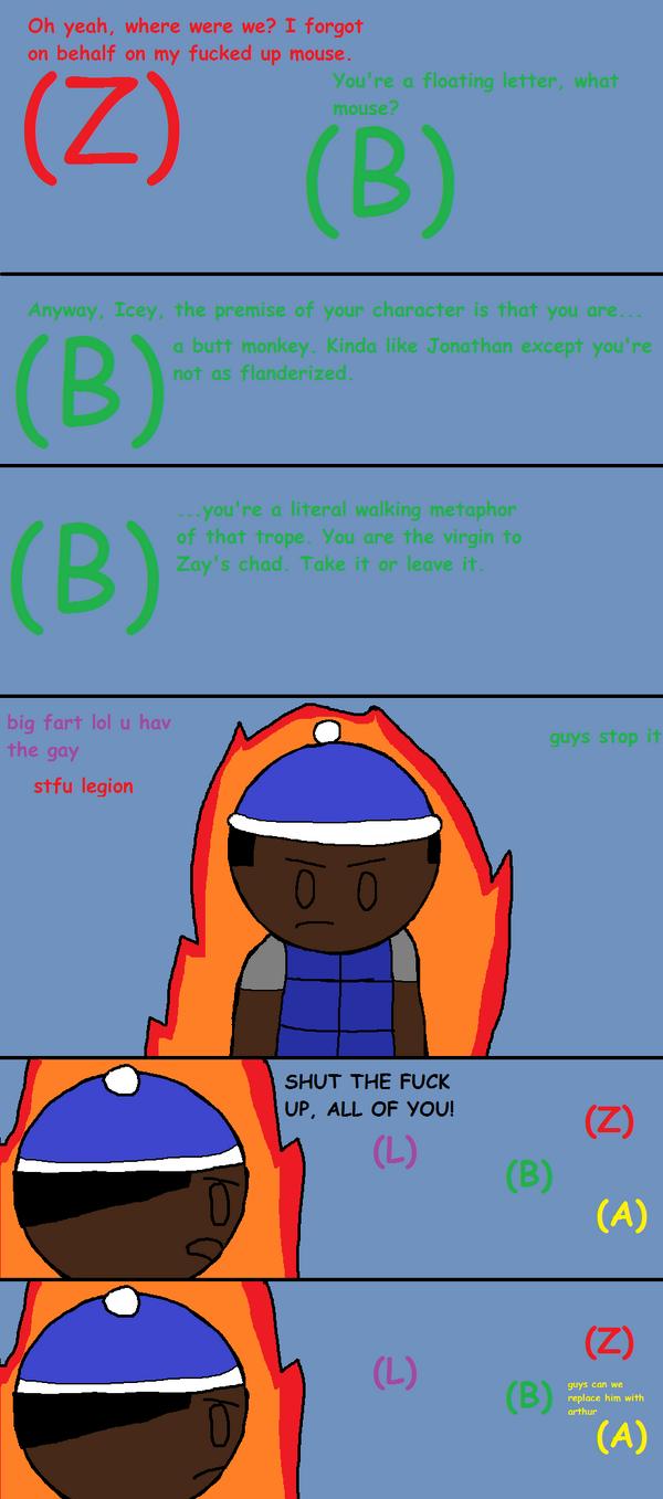 Icey vs. Everyone part 2