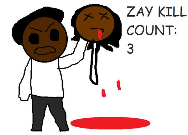 Zay kill count