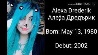 Tribute to Alexa Drederik-0