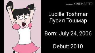 Tribute to Lucille Toshmar