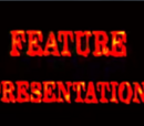 Gold Feature Presentation Logo In G Major