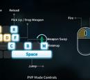 PvP UI and Keys