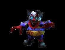 Clown green-1크라운 그린-1