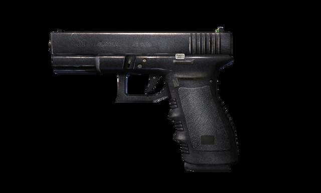File:W s pistol glock 21c 측면.png