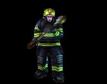 Fireman boss-1파이어맨 보스-1